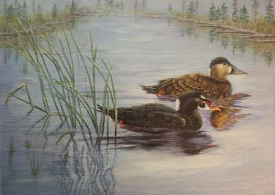 """Entry #7, """"Tranquil Waters"""" by Patricia Mansell."""